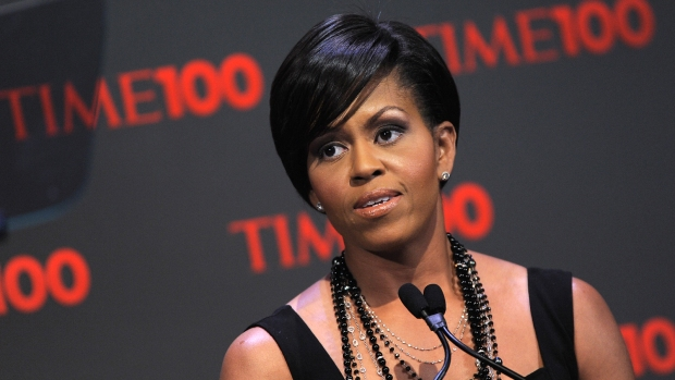Michelle & The City: The First Lady's NY Trip in Photos