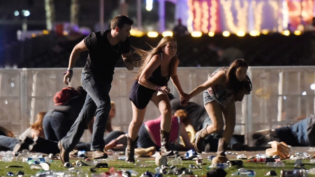 Woman who lived with Las Vegas shooter described as 'person of interest'