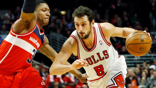 Belinelli Scores 17 in Bulls' Win Over Wizards