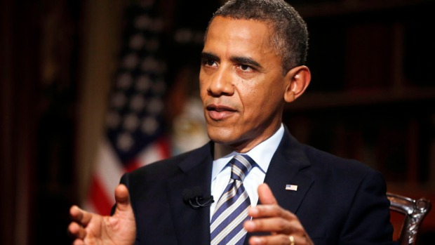 [AP] Obama Talks Budget, Iran, Redskins