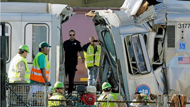 [CHI] Train's Makeup Raises More Questions About CTA Crash