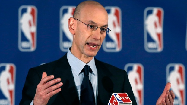 "[NY] NBA Commissioner: LA Clippers Owner Is Banned ""For Life"""
