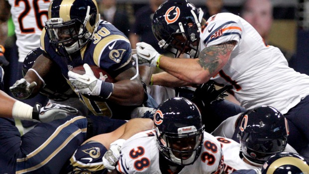Game Photos: Bears vs. Rams