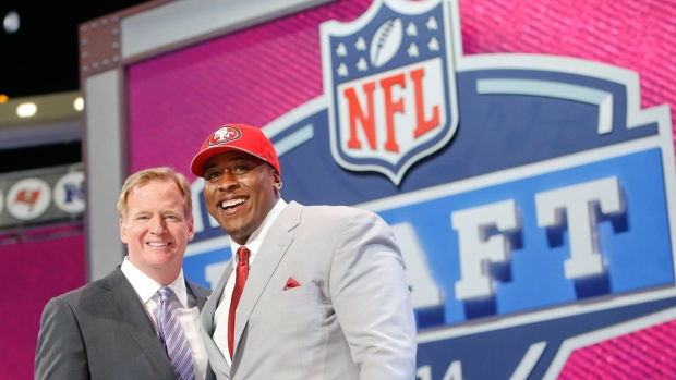 Photos from the 2014 NFL Draft