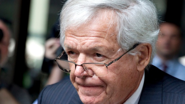 [CHI] Ex-House Speaker Dennis Hastert Reaches Plea Deal