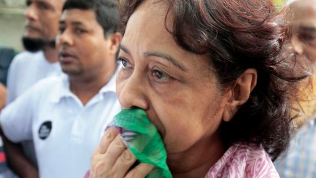 [NATL] Dramatic Images: Militants Take Hostages in Bangladesh