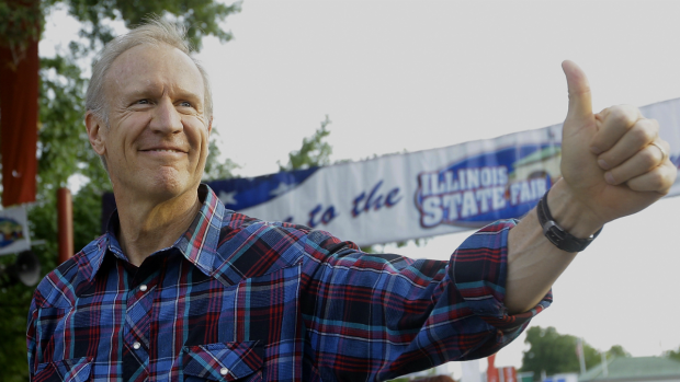 [CHI] Rauner to Face Challenge in Republican Primary