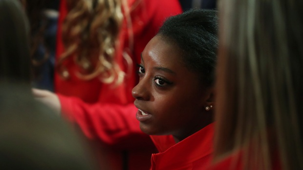 Simone Biles Says Larry Nassar Sexually Abused Her