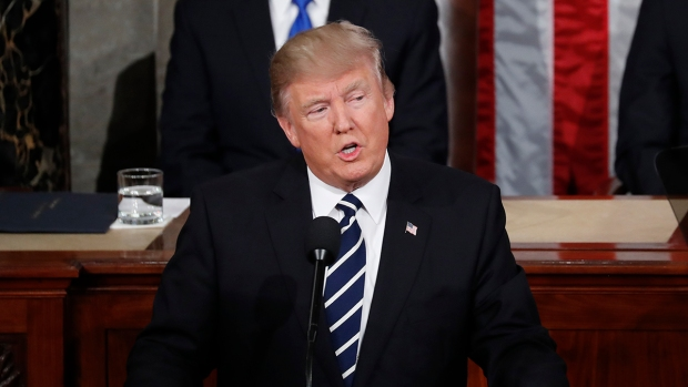[NATL] Trump Addresses Immigration and Obamacare in Speech to Congress