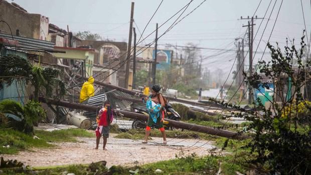 [NATL] Hurricane Irma Lashes Through the Caribbean