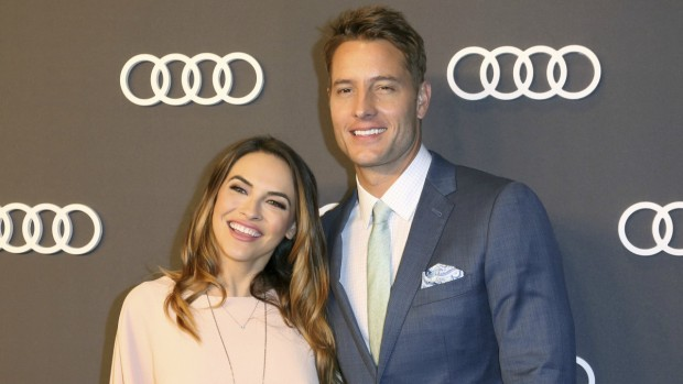 Celeb Hookups: Justin Hartley and Chrishell Stause
