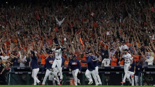 Top Sports: Astros Top Yanks in ALCS to Head to World Series