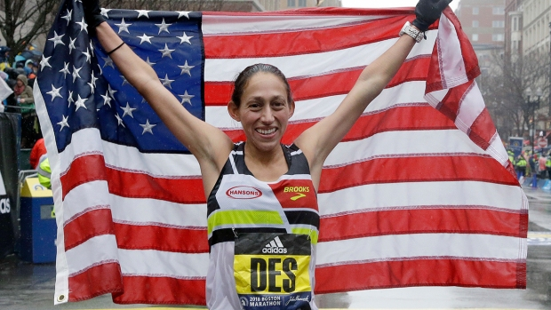 Top Sports Photos: Notable Winners of the Boston Marathon