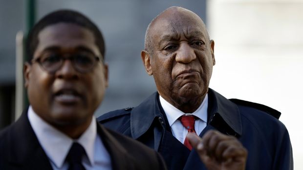 [NATL] Bill Cosby Found Guilty on All 3 Counts of Sexual Assault