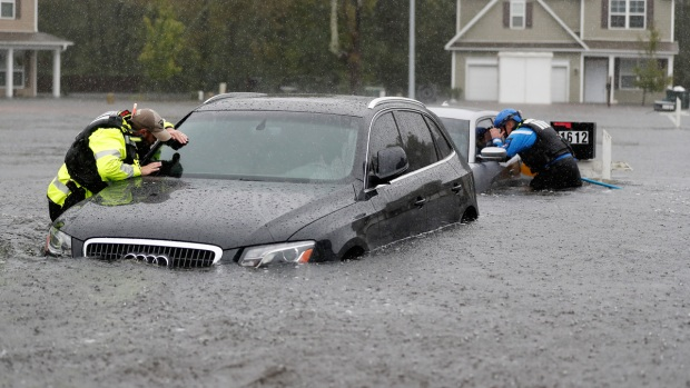 [NATL]Florence in Photos: 'Catastrophic' Flooding, Torrential Rain