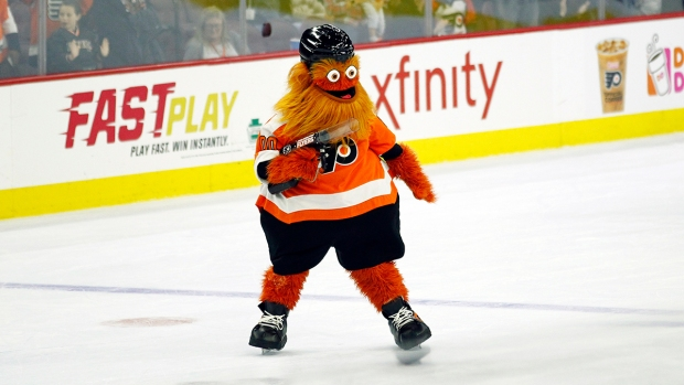 Top Sports Photos: Meet Philadelphia's Newest Mascot, Gritty