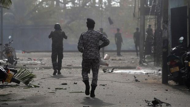 Top News: Easter Sunday Bombings in Sri Lanka Kill Hundreds