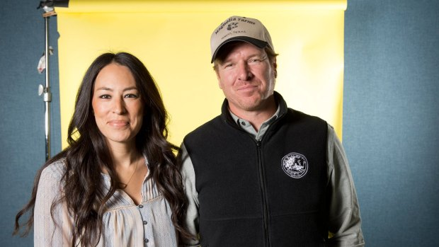 Target Announces New Brand With 'Fixer Upper' Stars Chip and Joanna Gaines