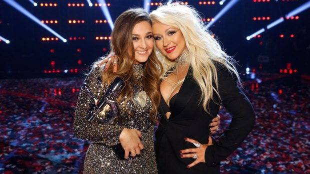 'The Voice': Past Winners