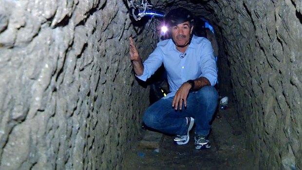 [DGO] Go Inside Border Super Tunnel