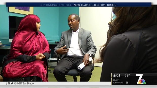 [NATL-DGO] Local Immigrants React to President Trump's Revised Travel Ban