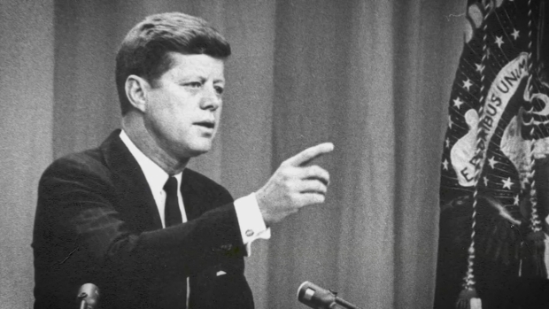 [NATL-NECN] Caroline Kennedy Reminisces About JFK