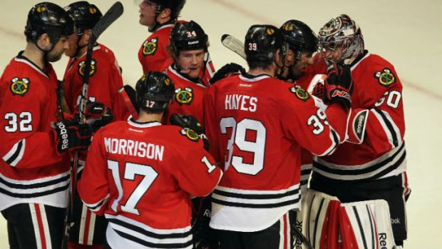 Blackhawks to Open Season Versus LA Kings