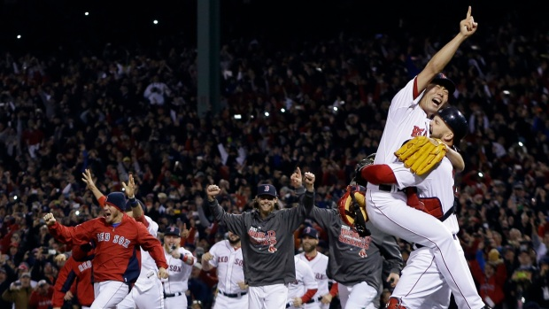 [NATL] Best of the 2013 World Series