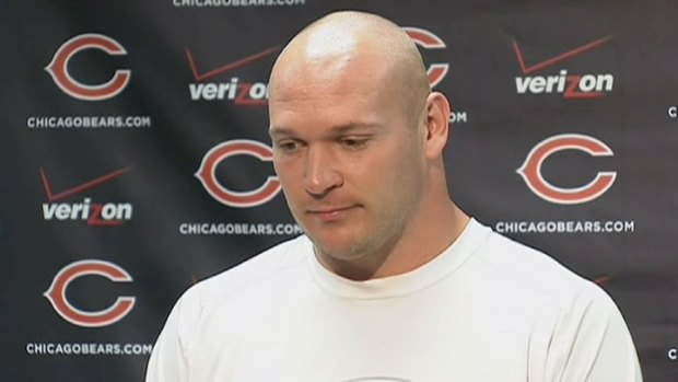 Brian Urlacher Calls His Own Shot ... Sort Of