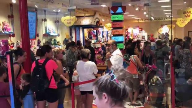 [CHI] 'Build-a-Bear' Mania Leaves Parents, Kids Disappointed