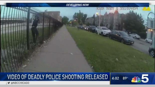 [CHI] Video Shows Chicago Cop Fatally Shooting Man in Bronzeville