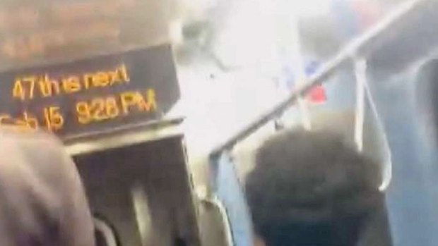 [CHI] Video Shows CTA Attack as Agency Touts Lower Crime Stats