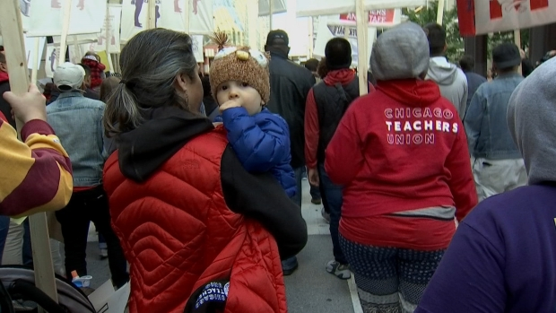 Where Parents Can Take Their Kids If Chicago Teachers Strike