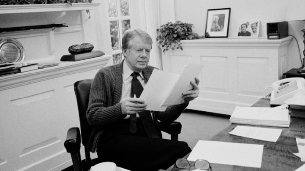 [NATL] Behind the Scenes: Past Presidents Prep for State of the Union