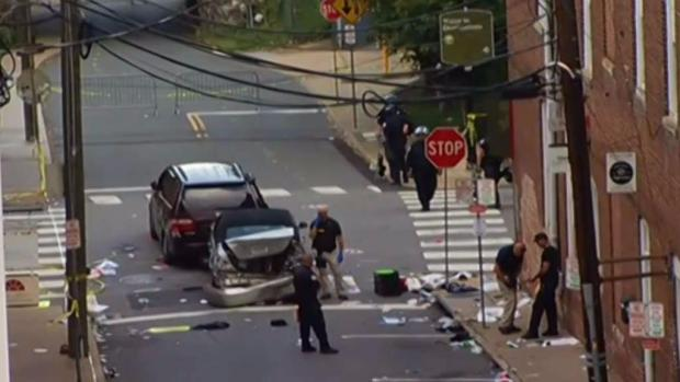 [NATL-DC] Car Plows Into Crowd After Charlottesville 'Alt-Right' Rally