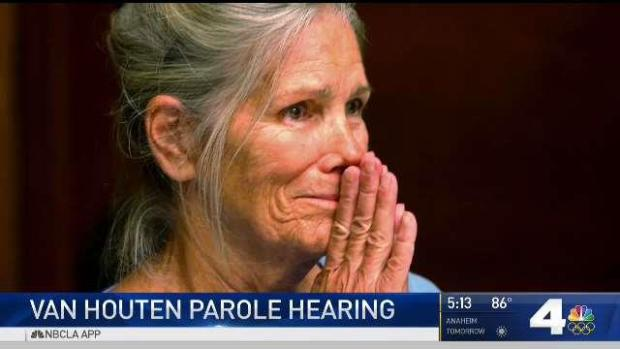 [NATL-LA] Charles Manson's Youngest Follower Granted Parole