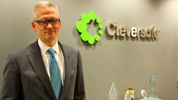 [CHI] CEO Spotlight: Cleversafe's Chris Gladwin