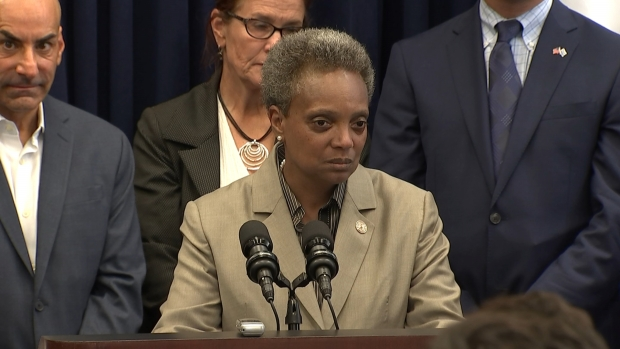 [CHI] Lightfoot Caught on Audio Calling FOP Vice President a 'Clown' During City Council Meeting