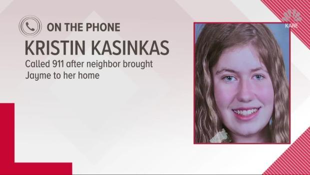 911 Caller Describes Finding Jayme Closs Alive