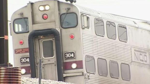 Commuter Trains Rolling Again