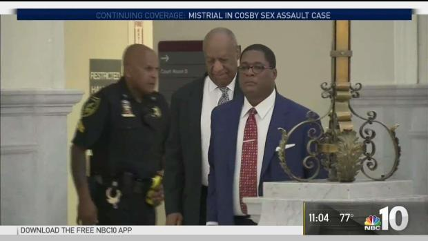 Cosby trial accuser thanks supporters for love, kindness