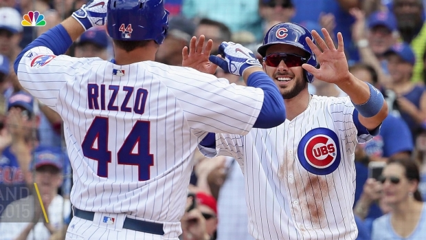 Baez Looks to Join List of Cubs Home Run Derby Sluggers