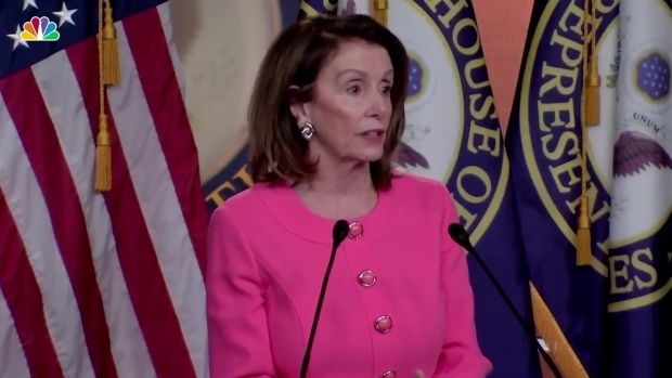 Pelosi: Attorney General Barr Lied to Congress, a 'Crime'