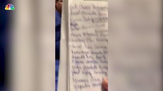 [NATL] Rep. Castro Shares Photo, Videos From Inside El Paso Border Patrol Station