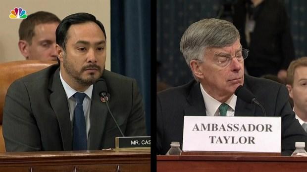 [NATL] Taylor: Loss of US Aid Would Make Zelenskiy 'Much Weaker'
