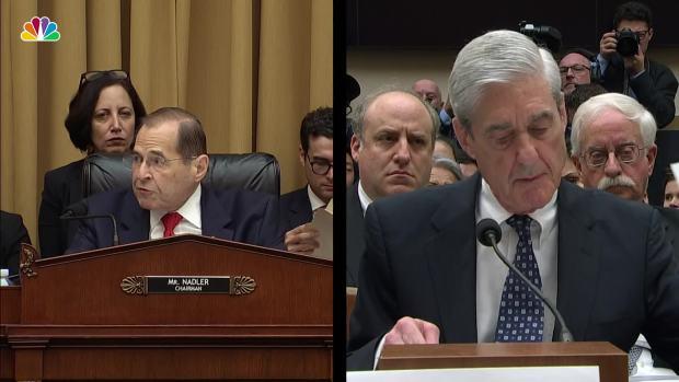 [NATL] Mueller: President Trump Was Not Fully Exonerated