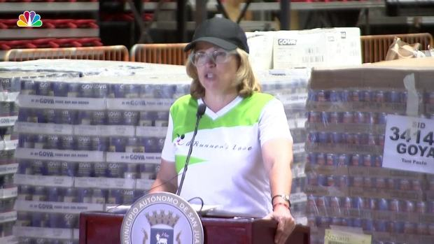 [NATL] San Juan Mayor Slams Trump Over Hurricane Relief