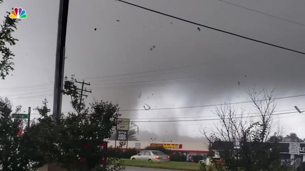 [NATL] 1 Killed as Tornadoes Touch Down in Virginia