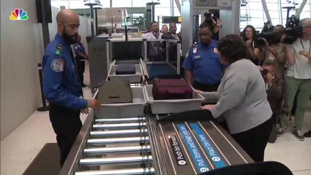 [NATL] TSA to Implement New, Stronger Airport Screening
