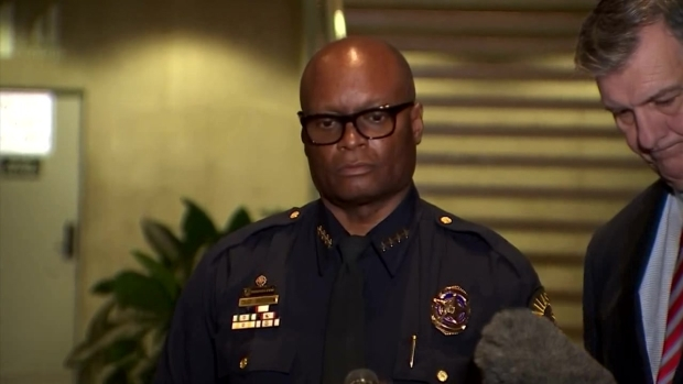 [NATL-DFW] Dallas Police Chief Discusses Shootings in Press Conference